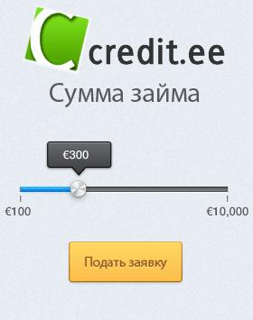 калькулятор по кредиту